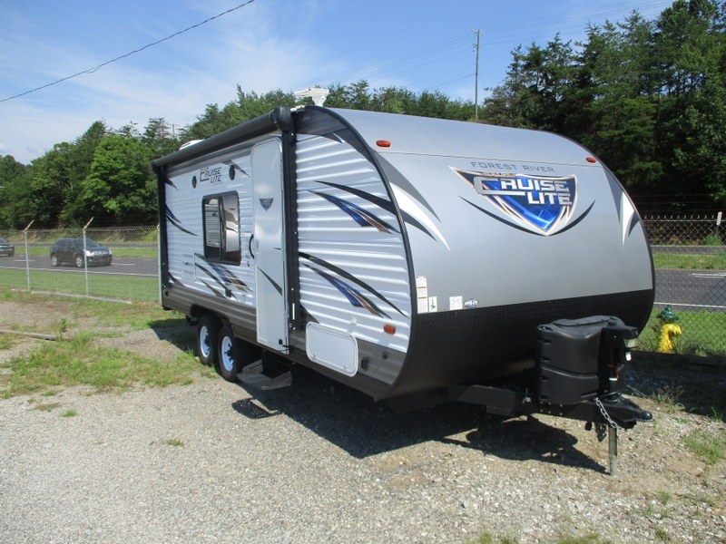Pre Owned Camping Trailers in the Piedmont Triad.