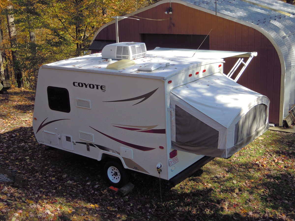 Camper Dealer of RVs within driving distance of Taylorsville, NC.