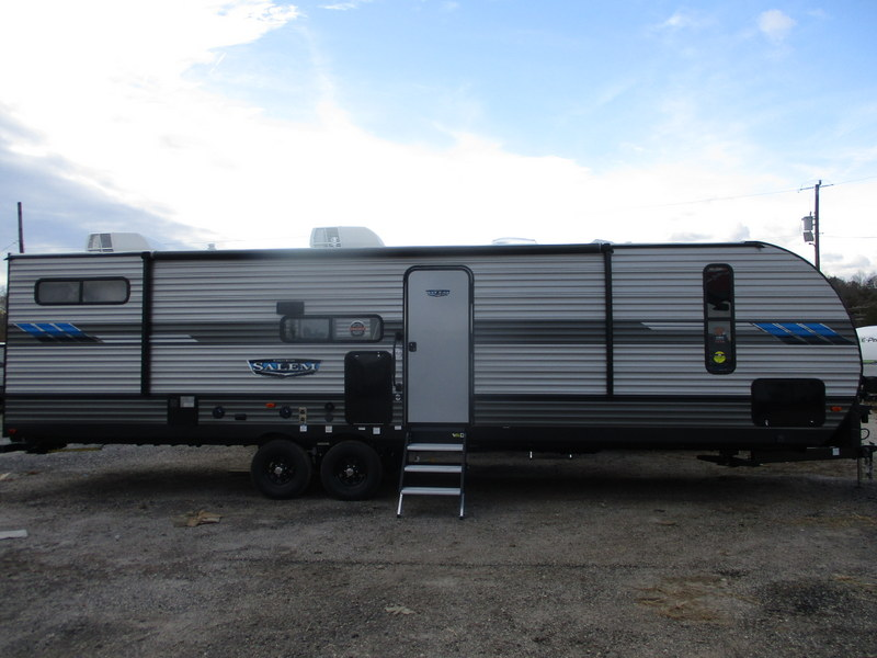 New Camping Trailers in the North Carolina Mountains.