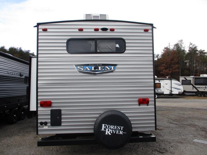 New Travel Trailer near West Jefferson, NC.