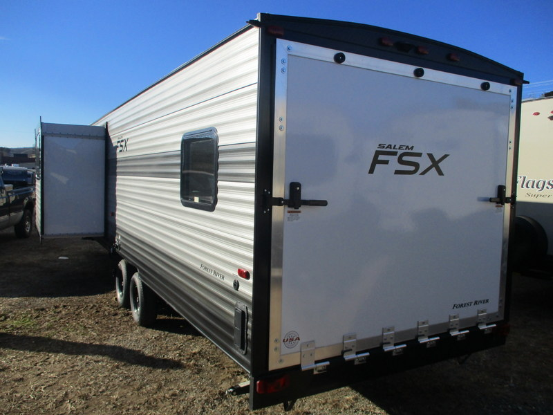 New Camping Trailers near Elkin, NC.
