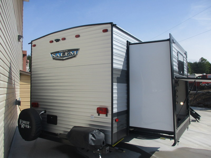 New Camping Trailers near Boone NC.