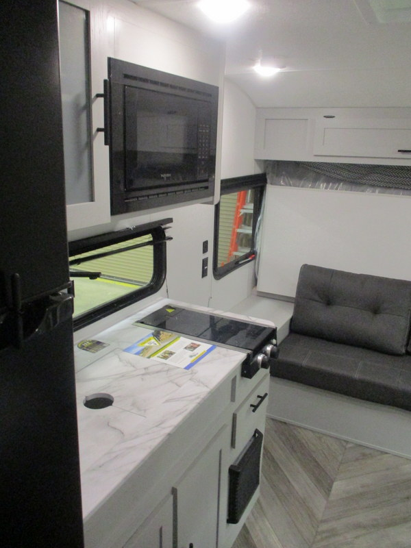 New Camping Trailers in NC.
