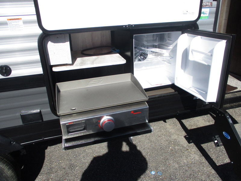 New Travel Trailer within driving distance of Morgantown, NC.