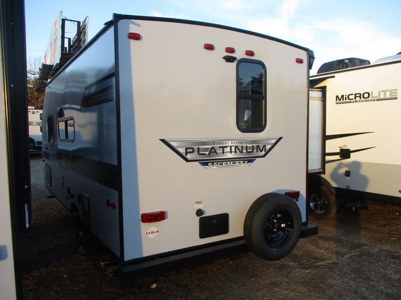 New Camping Trailers near Appalachian State University.