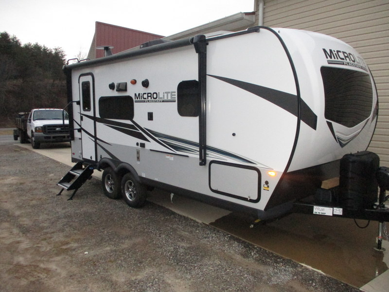 New RVs near North Wilkesboro, NC.