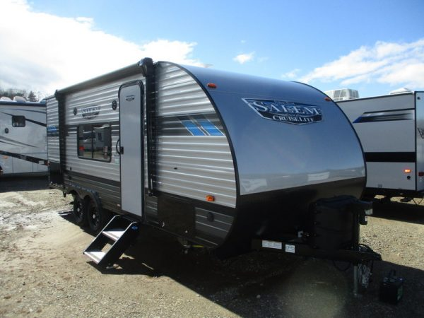New Camping Trailers within driving distance of Yadkinville, NC.