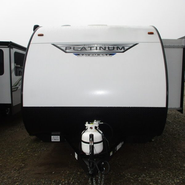 New RVs within driving distance of Morgantown, NC.