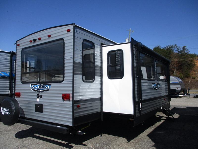 New Camping Trailers near North Wilkesboro, NC.