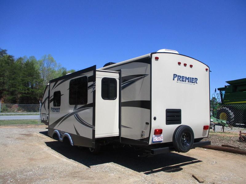 Camper Dealer of RVs in NC.