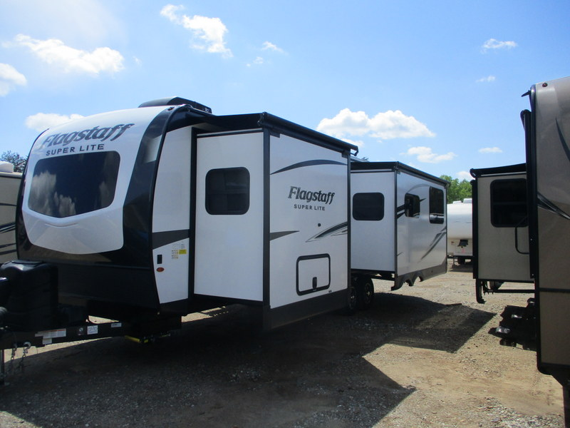 New RV within driving distance of Taylorsville, NC.
