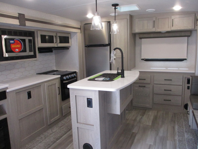New RV within driving distance of Lenoir, NC.