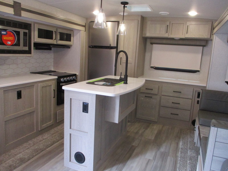 New RVs within driving distance of Raleigh, NC.