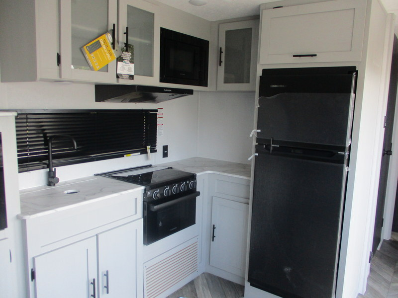 New RV within driving distance of Sparta, NC.