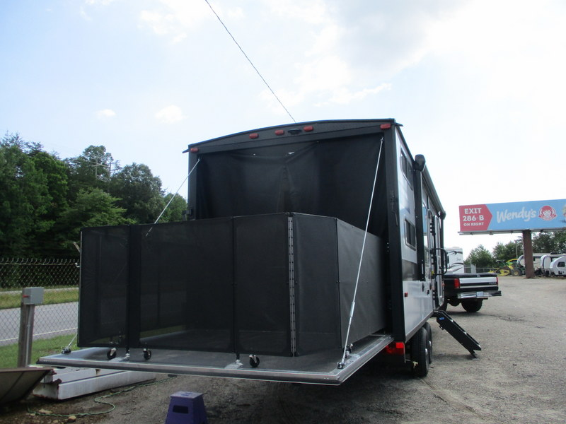 New RVs within driving distance of the Blue Ridge Parkway.