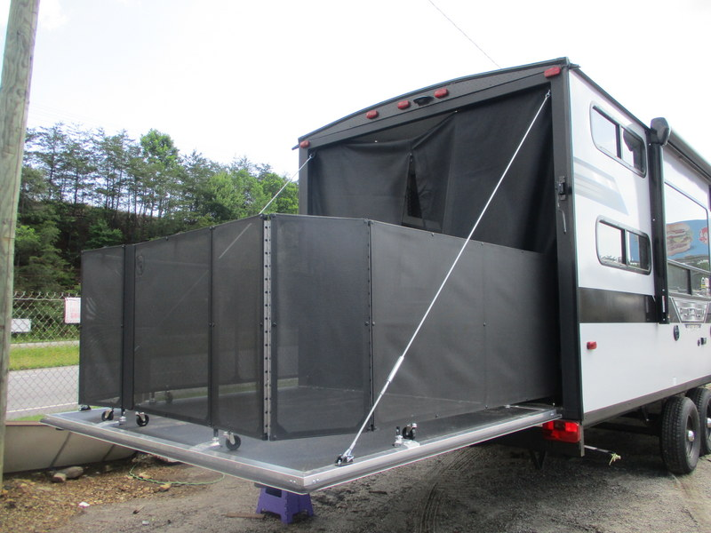 New RV within driving distance of Yadkinville, NC.