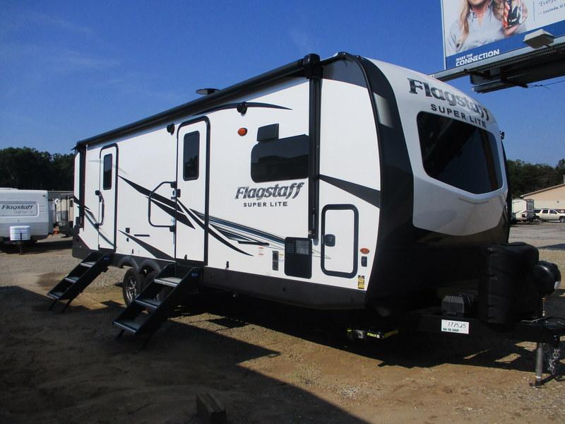 New RV near Yadkinville, NC.