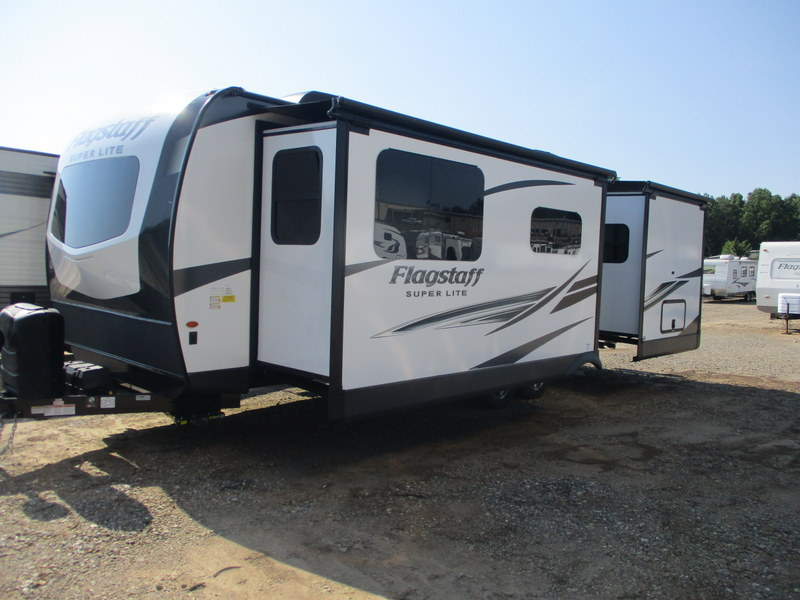 New RV within driving distance of Hickory, NC.