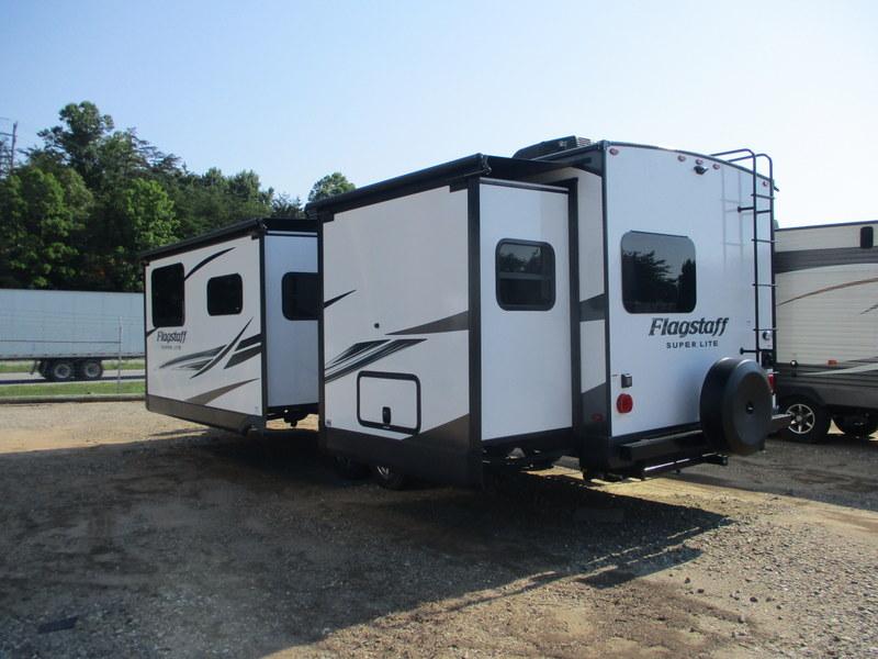 New RV near Statesville, NC.