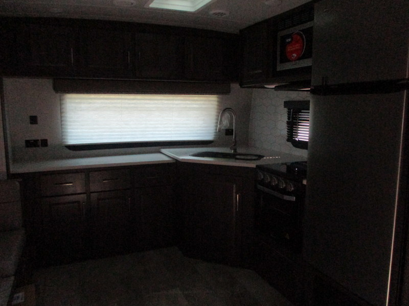 New RVs in the North Carolina Mountains.