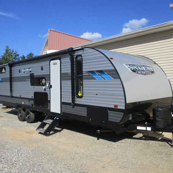 New RVs within driving distance of Durham, NC.